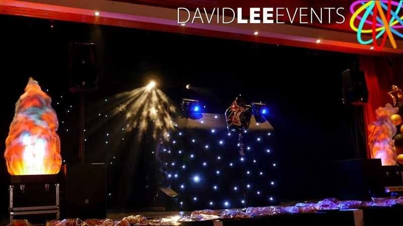 Manchester Flame Light Hire