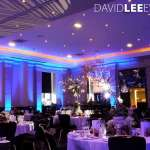 Manchester Wedding Lighting Radisson Blu Edwardian