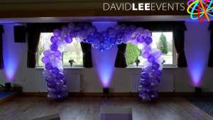 Blackley Golf Club Venue Lighting