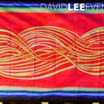 UV Lighting  Venue Dressing Banner Signwaves 2 Off