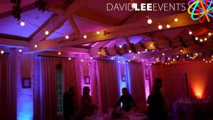 Quarry Bank Mill Cheshire Venue Lighting