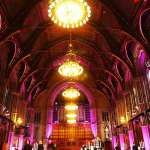 Manchester Townhall Wedding Lighting