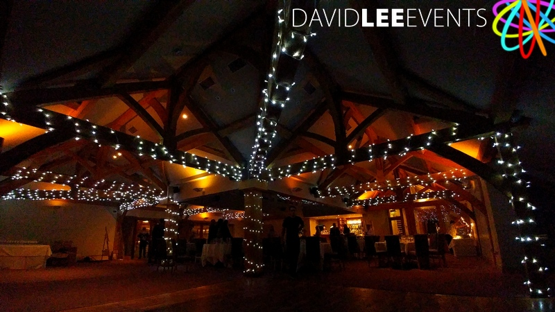 Fairy Light hire for your Wedding Venue