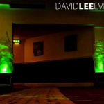 Green Flame Light hire