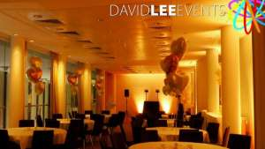 DoubleTree Hilton Manchester Wedding Lighting