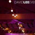 Festoon Lighting Hire