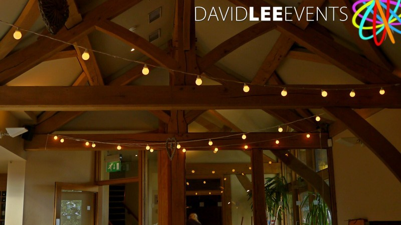 Manchester Cheshire and Lancashire Festoon Lighting Hire