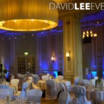 Wedding Breakfast uplighting