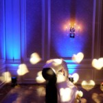 First Dance lighting