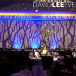 Branches Wedding venue theming
